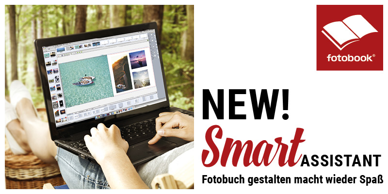 Fotobuch Smart Assistent kostenlos downloaden
