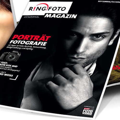 Ringfoto-Magazin September/Oktober 2016